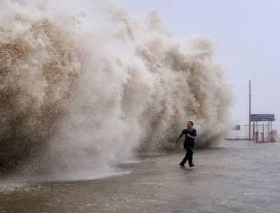 جنوبی مشرقی ایشیا کے ممالک میں خطرناک سمندری طوفان'' منگ کھٹ ''کا خطرہ
