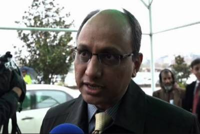 کراچی:وزیر بلدیات سعید غنی کا مختلف بلدیاتی اداروں کا دورہ