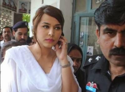 ماڈل ایان علی کے قابل ضمانت وارنٹ گرفتاری جاری