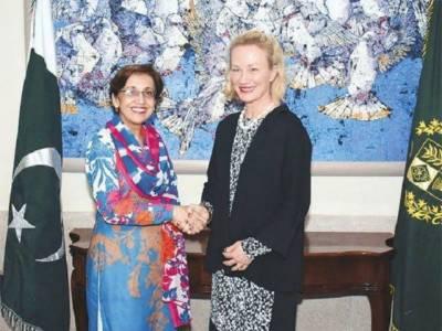 پاکستان امریکہ کیساتھ باہمی احترام پر مبنی وسیع تر تعلقات کا خواہاں