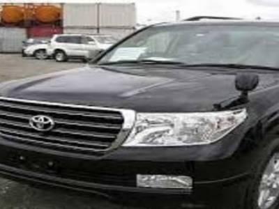اسلام آباد: قطری شہزادوں کے مبینہ ملکیتی 12 مزید قیمتی گاڑیاں برآمد