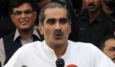 سعد رفیق کا نیب کی جانب سے ممکنہ گرفتاری کے خلاف اسلام آباد ہائی کورٹ سے رجوع