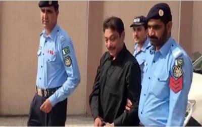 فیصل رضاعابدی کو2روزہ جسمانی ریمانڈپر پولیس کے حوالےکردیاگیا