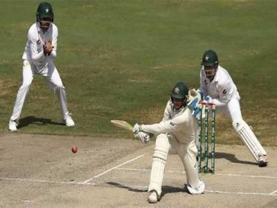 پاکستان اور آسٹریلیا کے درمیان دبئی ٹیسٹ سنسنی خیز مقابلے کے بعد ڈرا ہوگیا