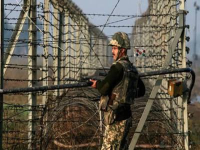 سیالکوٹ سیکٹرمیں بھارتی فوج کی بلااشتعال فائرنگ ، ایک پاکستانی شہری شدید زخمی ، سی ایم ایچ ہسپتال سیالکوٹ منتقل