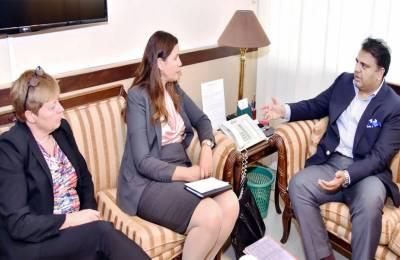 پاکستان سویڈن کیساتھ باہمی مفاد پر مبنی تعلقات کو اہمیت دیتا ہے، وزیراطلاعات