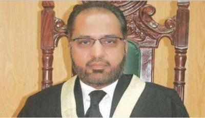 جسٹس شوکت عزیز صدیقی کو اسلام آباد ہائیکورٹ کے جج کے عہدے سے ہٹا دیا گیا
