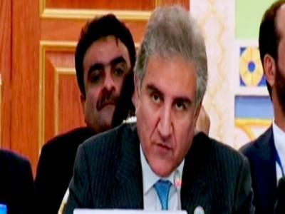 مشترکہ مفادات کےلئے مل کرکام کرنے پر یقین رکھتے ہیں، شاہ محمود قریشی