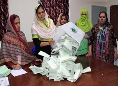 پنجاب اسمبلی : ن لیگ 6 نشستوں کیساتھ نمبر ون، پی ٹی آئی کی 3 سٹیں
