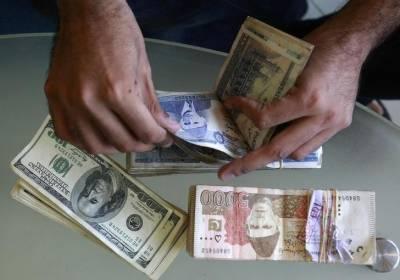 پاکستانی مارکیٹ میں پھر ڈالر کی اڑان،50 پیسے اضافہ ریکارڈ