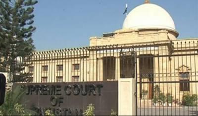 سپریم کورٹ:کراچی بھر سے 15 روز میں تجاوزات ختم کرنے کا حکم