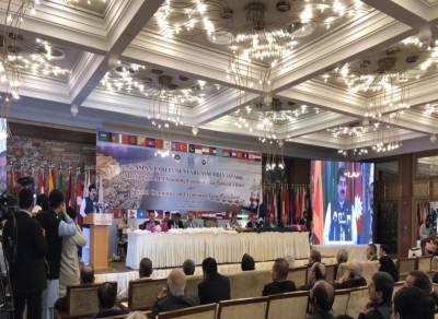 گوادر بندرگاہ کے باعث پاکستان عالمی تجارت کا مرکز بن سکتا ہے: قائم مقام صدر