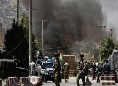 کابل : خودکش دھماکہ، 7 افراد جاں بحق، 5 زخمی