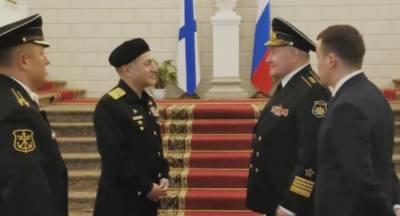 ایڈمرل ظفر محمود عباسی کی روس کی بحریہ کے سربراہ سے ملاقات ،مختلف امور پر تبادلہ خیال