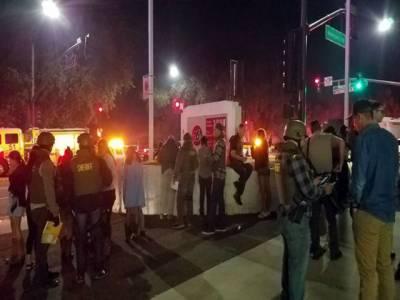 امریکی ریاست کیلیفورنیا کے بار میں فائرنگ، متعدد افراد زخمی، حملہ آور ہلاک