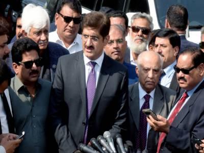 عوام نے پیپلز پارٹی پر پہلے سے بڑھ کر اعتماد کیا,مل کر کام کرنے کیلئے فیصل واوڈا کو خوش آمدید کہوں گا: وزیر اعلیٰ سندھ