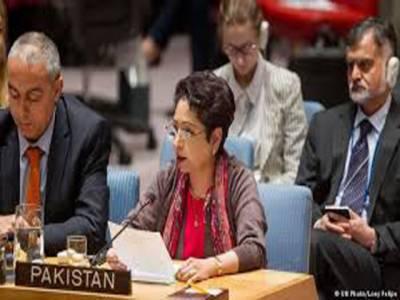 پاکستان کی تین قراردادیں اقوام متحدہ میں منظور، بھارت کی مخالفت