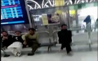 عراق میں پھنسے زائرین کو پاکستانی سفارت خانے نے وطن واپس بھیج دیا