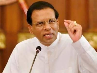 سری لنکا کے صدر نے پارلیمنٹ تحلیل کردی، قبل از وقت الیکشن کا اعلان