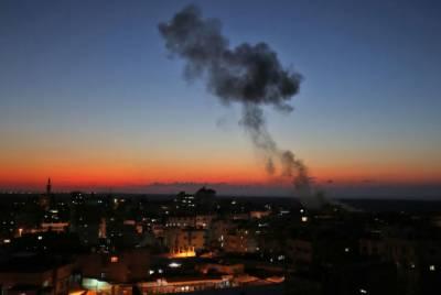 غزہ کی پٹی پراسرائیلی فضائی حملوں میں 3فلسطینی شہید