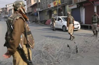 مقبوضہ کشمیر میں آج مکمل ہڑتال