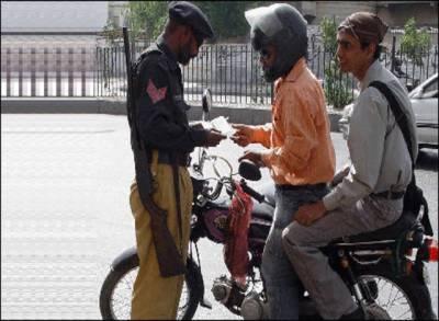 سندھ حکومت کا ڈبل سواری پر پابندی کے حوالے سے نیا نوٹیفیکیشن جاری