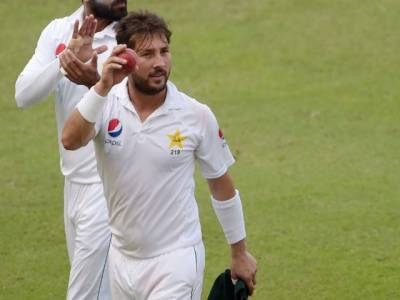 یاسر شاہ 1 دن میں 10 وکٹ لینے والےپہلے پاکستانی بولر