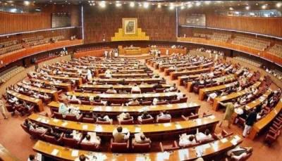 حکومت کا پارلیمنٹ کے لئے اخلاقیات کمیٹی بنانے کا حتمی فیصلہ