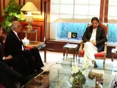 افغانستان میں مصالحت ہی امن کے لیے حل ہے, امریکی صدر کا خط خوش آئند ہے: وزیراعظم عمران خان