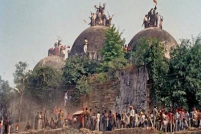 بابری مسجد کی شہادت کو 26 برس گزر گئے، مسلمان آج بھی انصاف کے منتظر