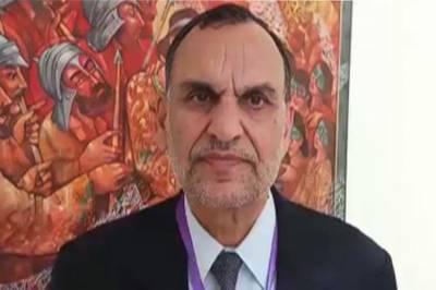 اعظم خان سواتی نے مستعفی ہونے کا فیصلہ کر لیا: ذرائع