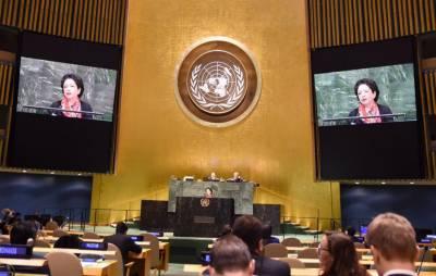افغانستان میں امن کا قیام پاکستان کے مفاد میں ہے: ملیحہ لودھی