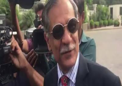 12دسمبر کو تھرجاؤں گا، حکومت سندھ انتظامات کرے: چیف جسٹس