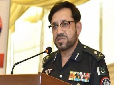 چینی قونصلیٹ پر حملے میں پولیس کو اہم کامیابیاں ملی ہیں: آئی جی سندھ