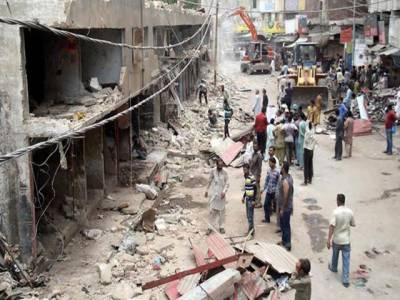 تجاوزات کیخلاف آپریشن: وفاقی اور سندھ حکومتوں کی سپریم کورٹ میں نظرثانی درخواست دائر