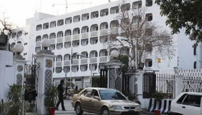 بیرون ممالک تعینات نان کیرئیر سفیروں کو عہدے چھوڑنے کیلئے حکومت کی دی گئی مہلت ختم