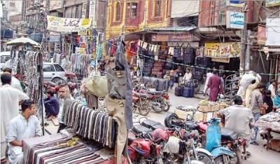 لاہور میں تجاوزات کے خلاف آپریشن،سامان ضبط،26مقدمات درج