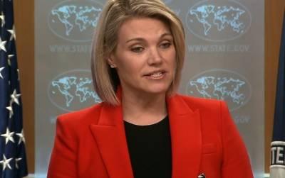 ہیدر نورٹ اقوام متحدہ میں امریکی سفیر نامزد