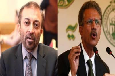کراچی:فاروق ستار اور میئر کراچی کے ایک دوسرے پر الزامات