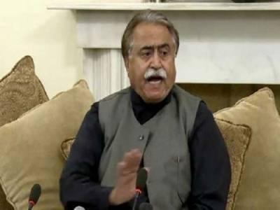 عمران خان قبل از وقت انتخابات کا کہہ کر آپ اپنی اورکابینہ کی ناکامی کا اعتراف کررہے ہیں:مولا بخش چانڈیو