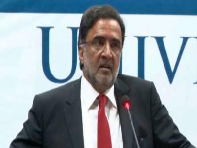 خان صاحب اور ان کے وزیر اطلاعات منی ٹریل سب سے مانگتے ہیں، علیمہ خان کی بھی منی ٹریل دیں: قمرزمان کائرہ