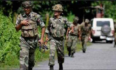 بھارتی فوج کی فائرنگ سے 2 کشمیری شہید
