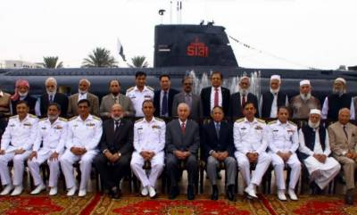پاک بحریہ میں ہنگور ڈے کا انعقاد:جنگ 71میں آبدوز ہنگور نے تارپیڈو سے 2 بھارتی جہازنشانہ بنائے