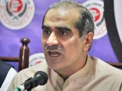 سعد رفیق کے پروڈکشن آرڈر جاری ہونے تک ایوان نہیں چلے گا: ن لیگ کا اعلان