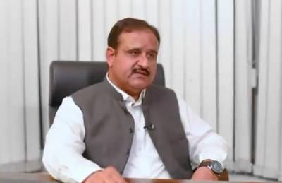 وزیراعلیٰ سردار عثمان بزدار نے پنجاب اسمبلی میں انتہائی مصروف وقت گزارا