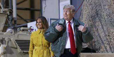 عراق کے سابق وزیراعظم نے امریکی صدر ڈونلڈ ٹرمپ کے غیر علانیہ دورے کو سفارتی آداب کے منافی قرار دے دیا