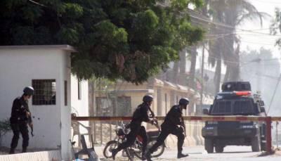 کراچی: چینی قونصلیٹ پر حملے کی تفتیش مکمل