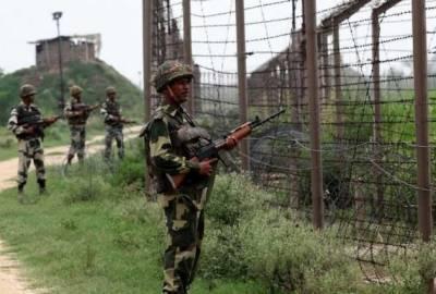 کھوئی رٹہ سیکٹر میں بھارتی فوج کی بلا اشتعال فائرنگ اور گولہ باری
