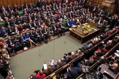 برطانیہ کا سب سے بڑا سیاسی بحران ،برطانوی پارلیمنٹ میں بریگزٹ معاہدے پر ووٹنگ کل ہو گی