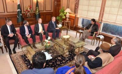 وزیراعظم کا پاکستان کے زرعی شعبے میں بیرونی سرمایہ کاری کاخیرمقدم